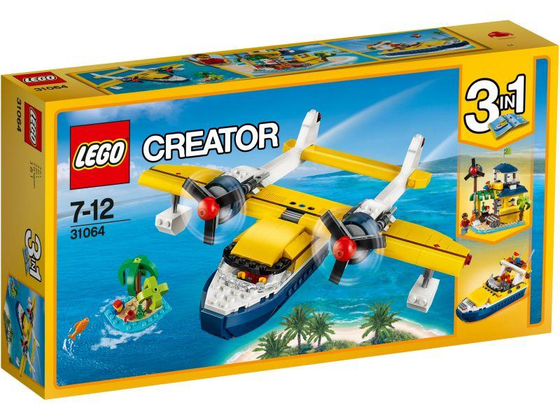 LEGO Creator 31064 Eiland Avonturen