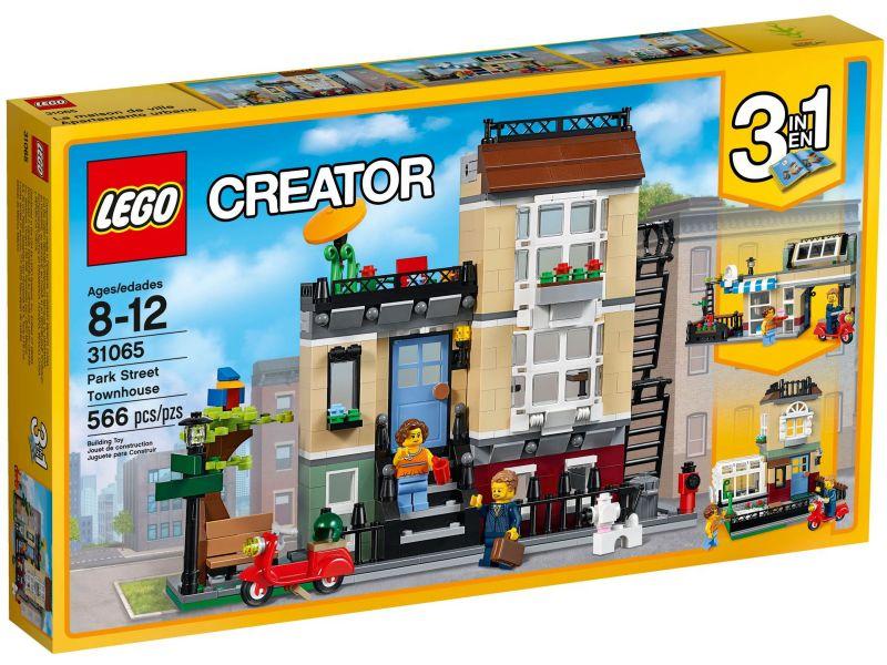 LEGO Creator 31065 Parkstraat woonhuis