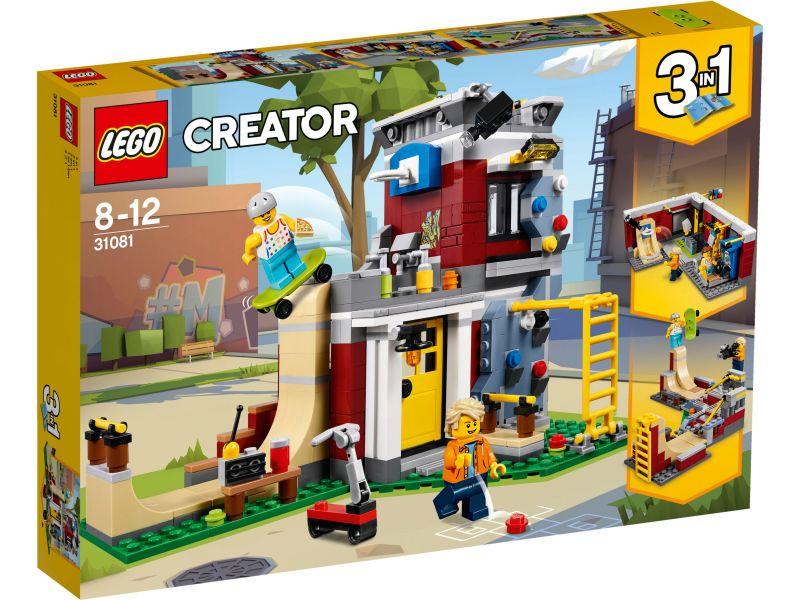 LEGO Creator 31081 Modulair skatehuis