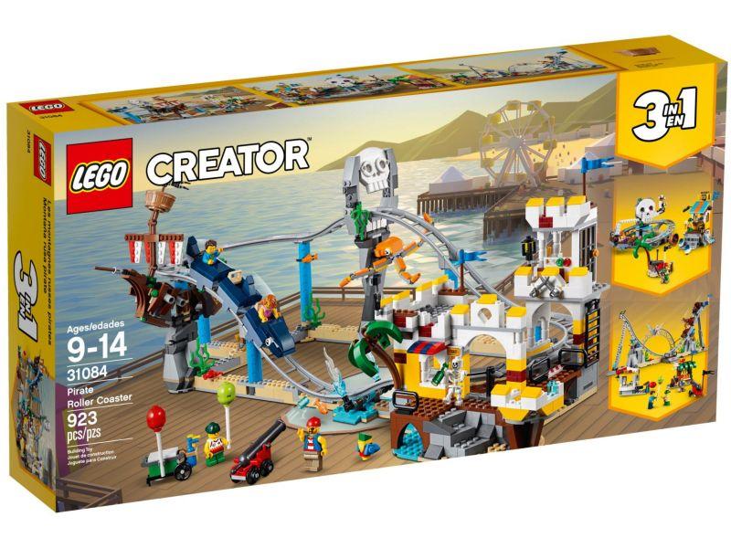 LEGO Creator 31084 Piraten Achtbaan