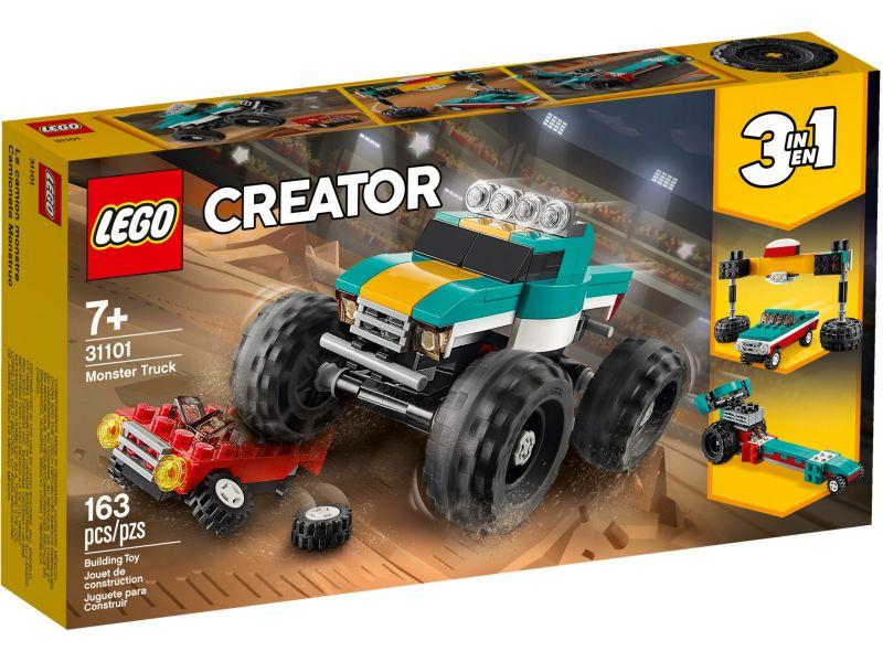 LEGO Creator 31101 Monstertruck