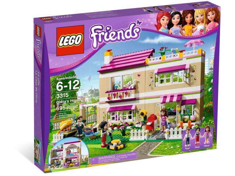 LEGO Friends 3315 Olivias Huis