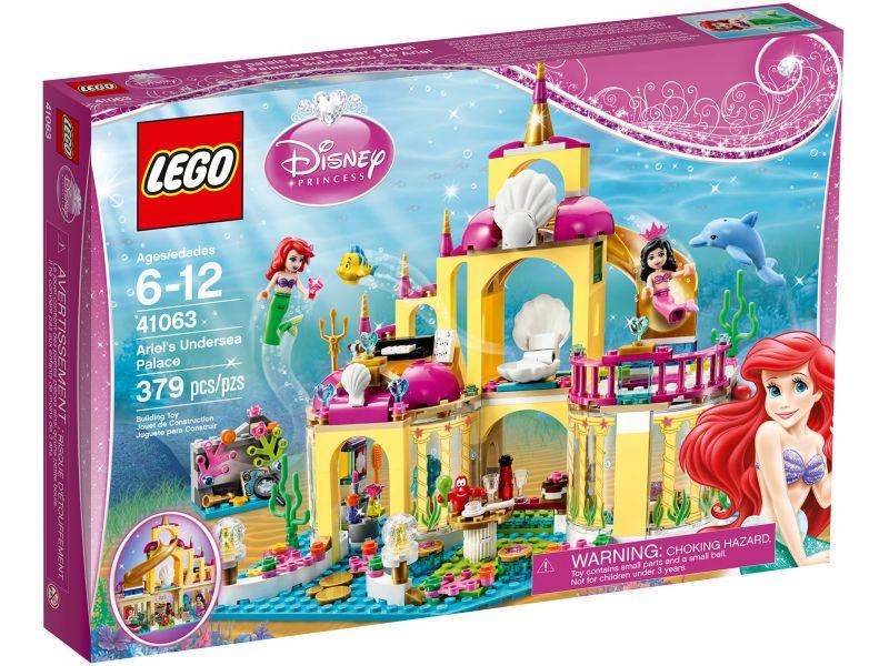 LEGO Disney Princess 41063 Ariel's Onderwaterpaleis