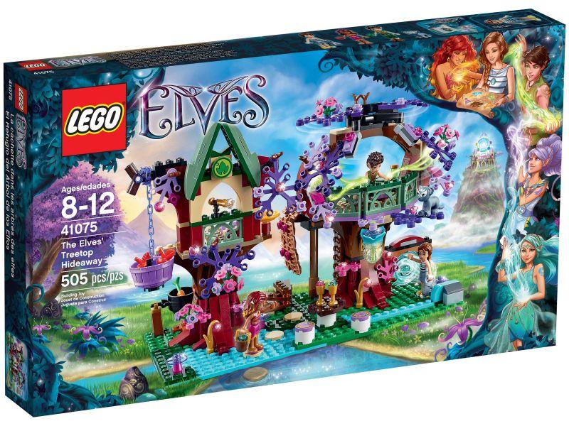 LEGO Elves 41075 Het boomhuis van de Elfen