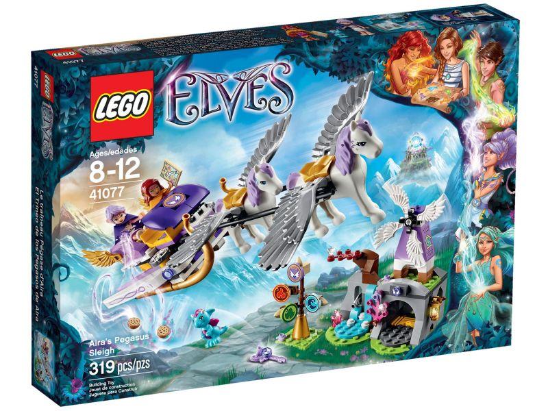 LEGO Elves 41077 Aira's Pegasus slee