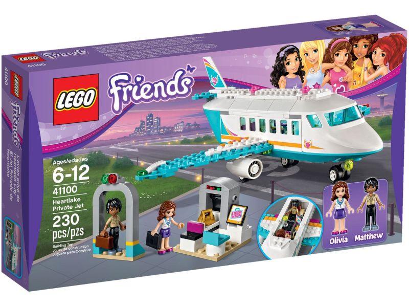 LEGO Friends 41100 Heartlake Privéjet