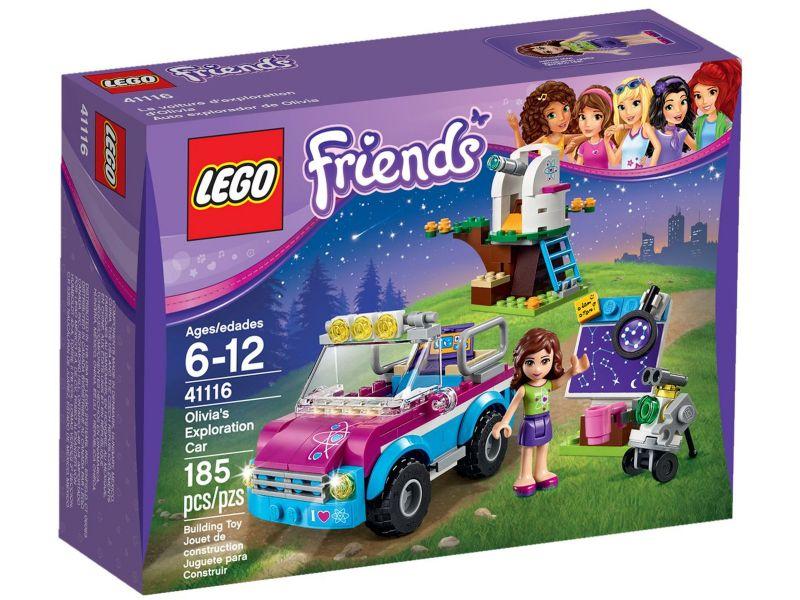 LEGO Friends 41116 Olivia's Onderzoeksvoertuig