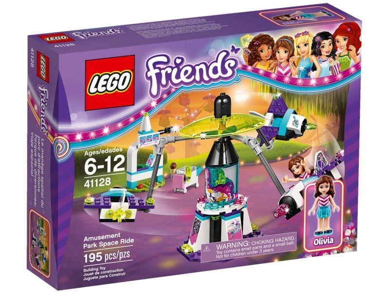LEGO Friends 41128 Pretpark Ruimtevlucht