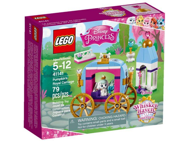 LEGO Disney Princess 41141 Pumpkins koninklijke koets