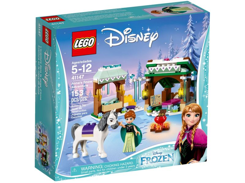 LEGO Disney Princess 41147 Anna's sneeuwavontuur