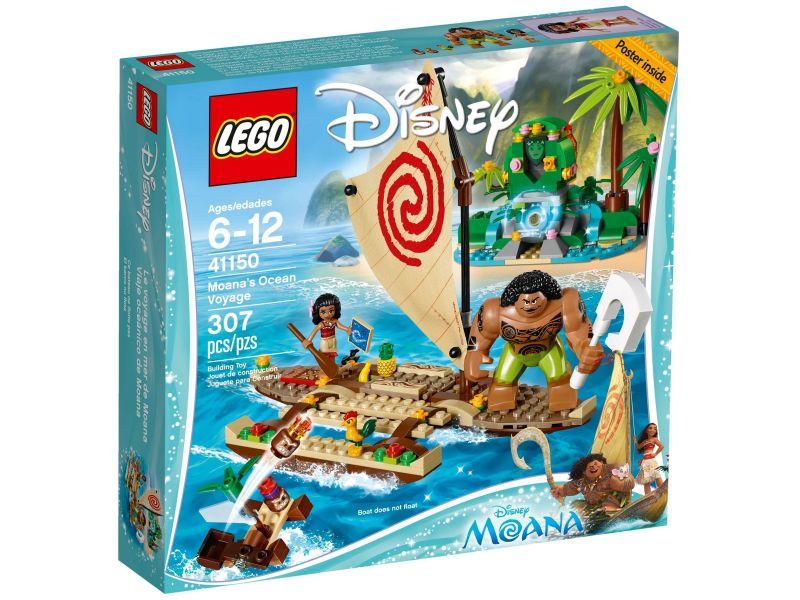LEGO Disney Princess 41150 Vaiana's Oceaanreis
