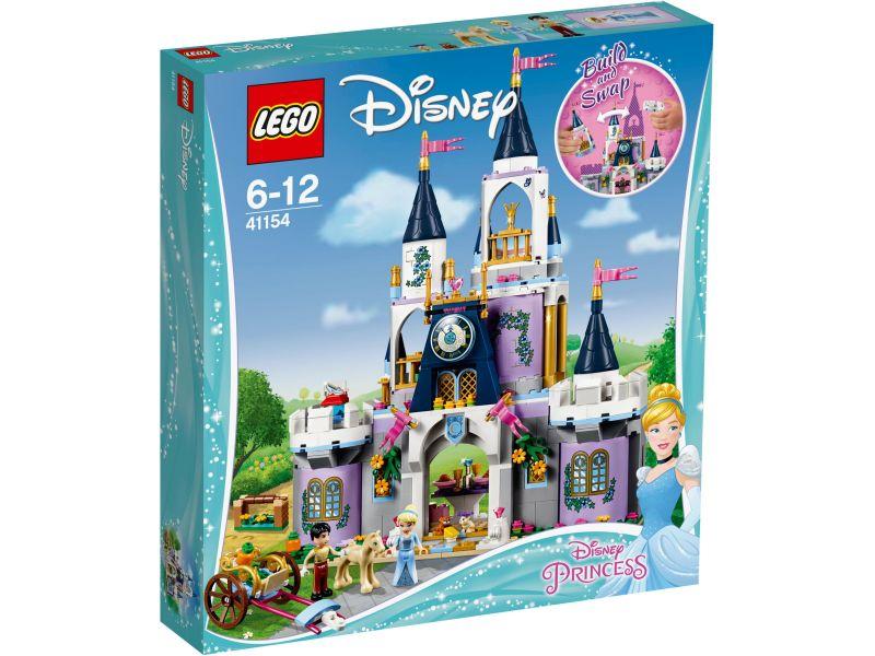 LEGO Disney Princess 41154 Assepoesters droomkasteel