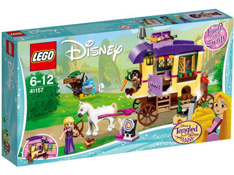 LEGO Disney 41157 Rapunzels reiscaravan