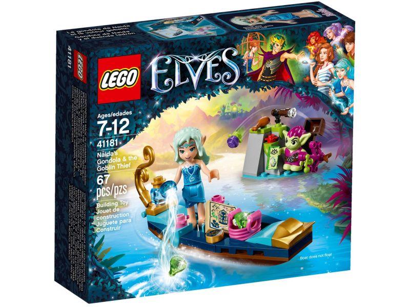 LEGO Elves 41181 Naida's gondel en de Goblin dief