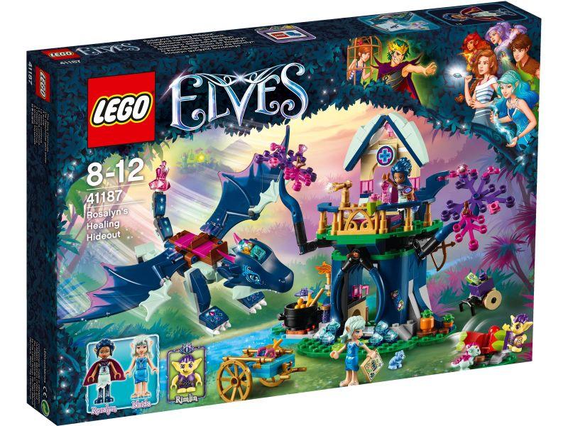 LEGO Elves 41187 Rosalyns genezings-schuilplaats