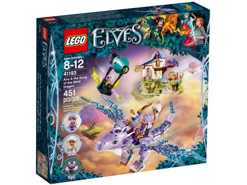 LEGO Elves 41193 Aira en het lied van de winddraak