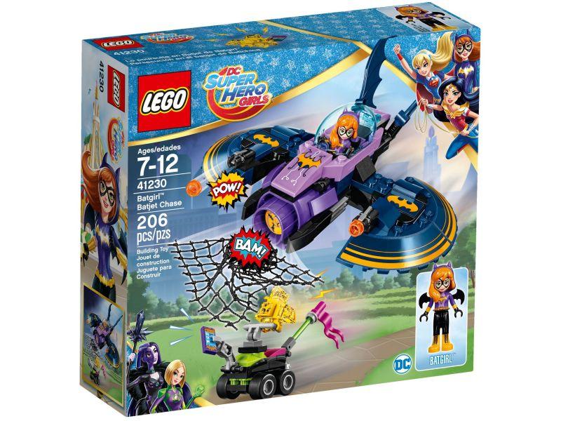 LEGO DC Super Hero Girls 41230 Batjet-achtervolging