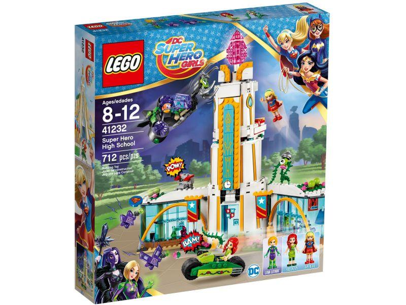 LEGO DC Super Hero Girls 41232 Superhelden School