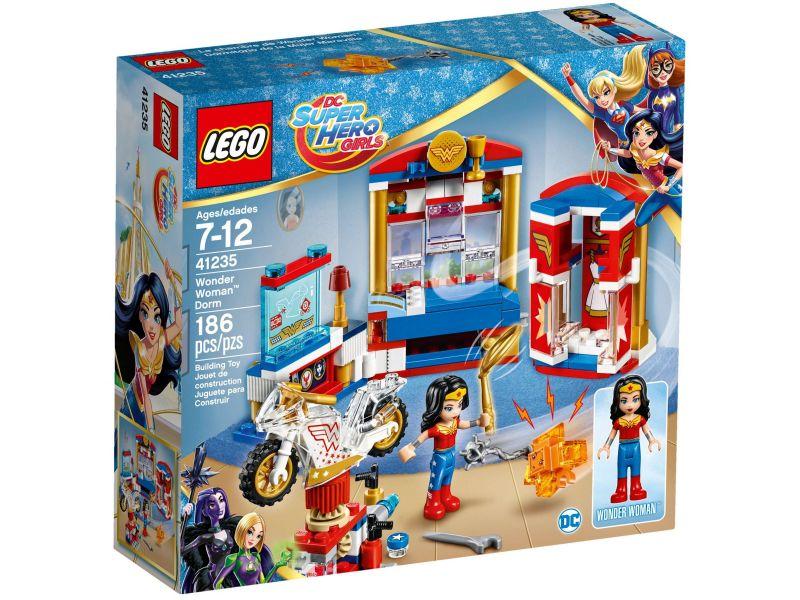 LEGO DC Super Hero Girls 41235 Wonder Woman nachtverblijf