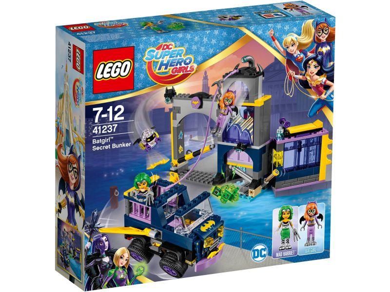 LEGO DC Super Hero Girls 41237 Batgirl geheime bunker