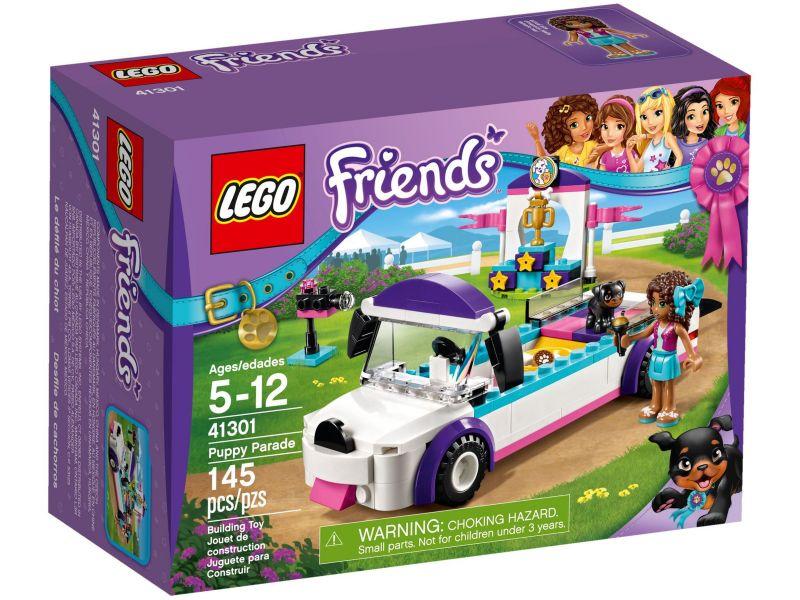 LEGO Friends 41301 Puppy optocht