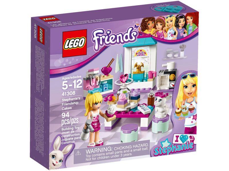 LEGO Friends 41308 Stephanies vriendschap-taartjes