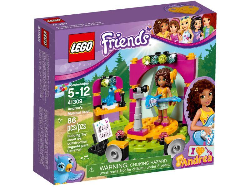 LEGO Friends 41309 Andrea's muzikale duet