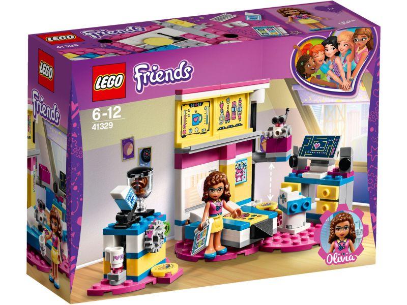 LEGO Friends 41329 Olivia's grote slaapkamer