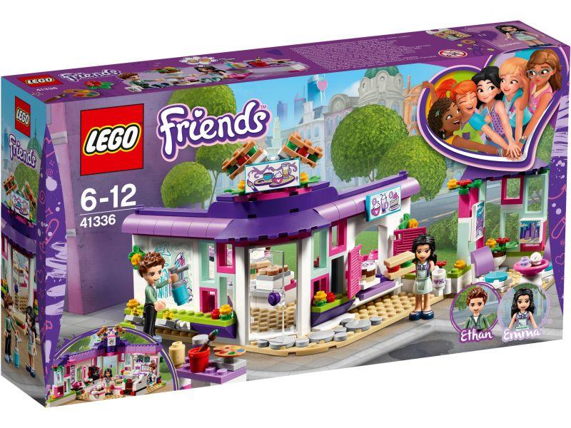 LEGO Friends 41336 Emma's kunstcafé