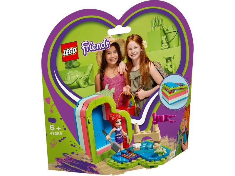 LEGO Friends 41388 Mia's hartvormige zomerdoos