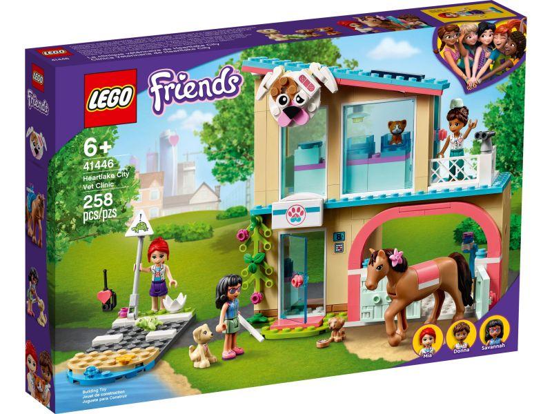 LEGO Friends 41446 Heartlake City dierenkliniek