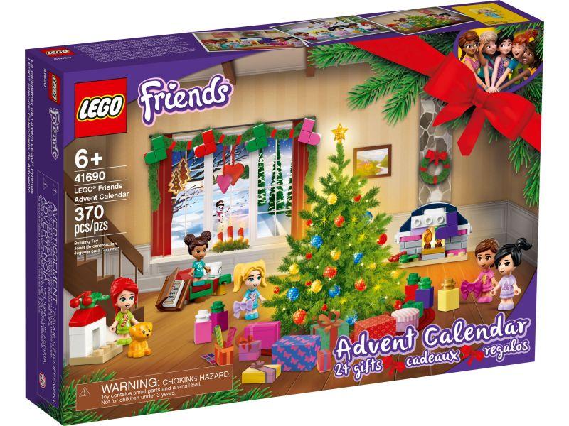 LEGO Friends 41690 Adventkalender