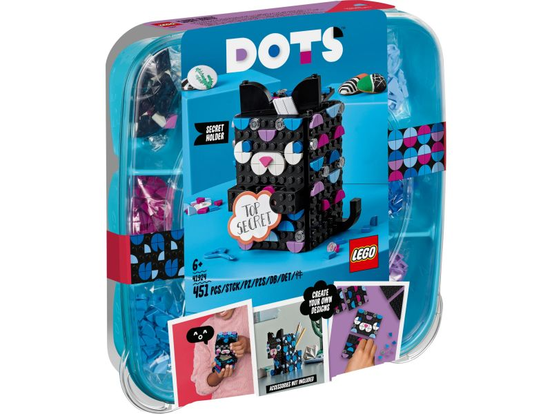 LEGO Dots 41924 Geheime houder