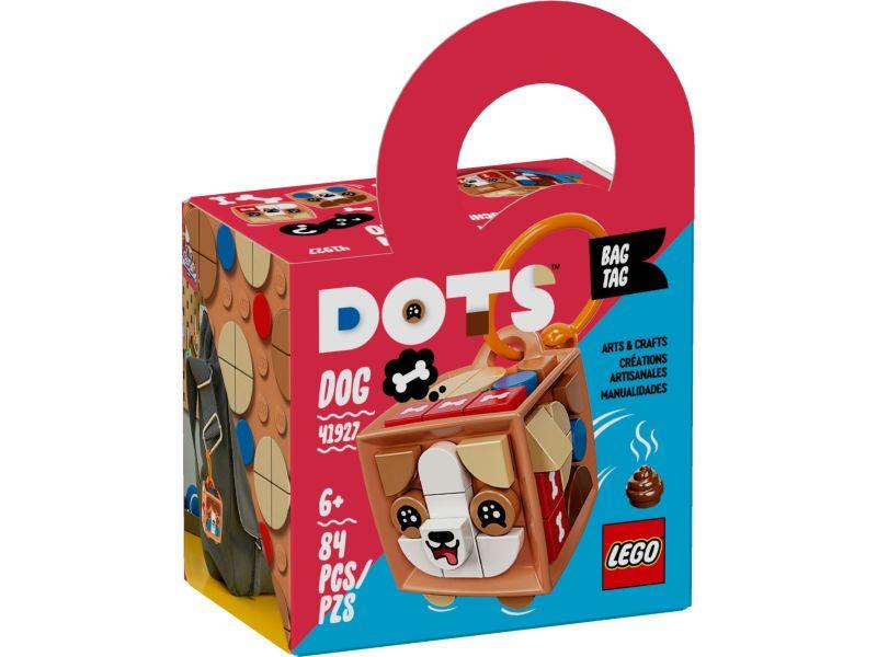 LEGO Dots 41927 Tassenhanger hond