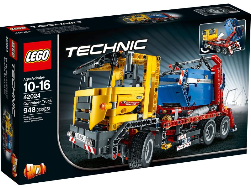 LEGO Technic 42024 Containertruck