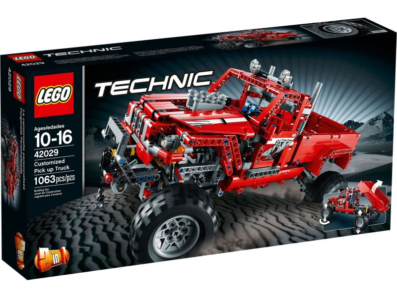 LEGO Technic 42029 Pick Up Truck