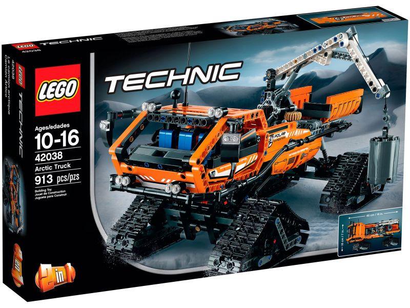LEGO Technic 42038 Noordpool Truck