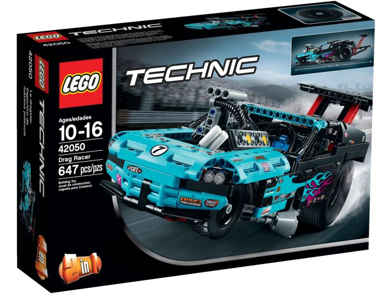 LEGO Technic 42050 Dragracer