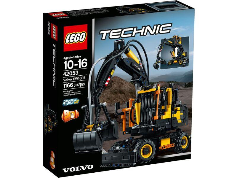 LEGO Technic 42053 Volvo EW160E