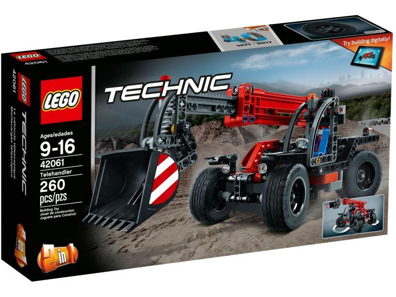 LEGO Technic 42061 Verreiker