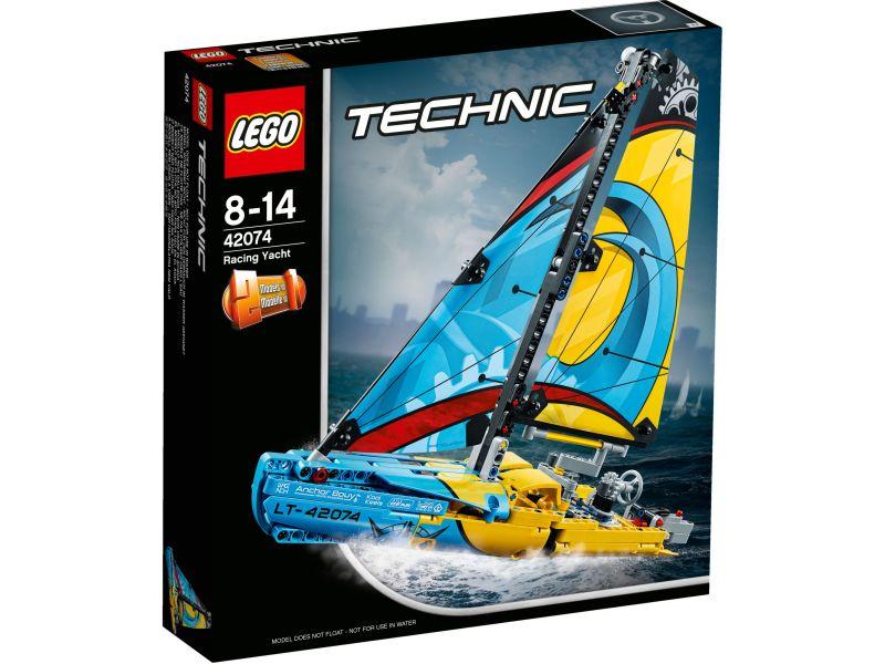 LEGO Technic 42074 Racejacht