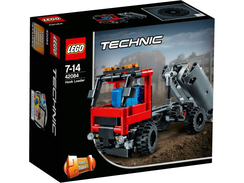 LEGO Technic 42084 Haaklader