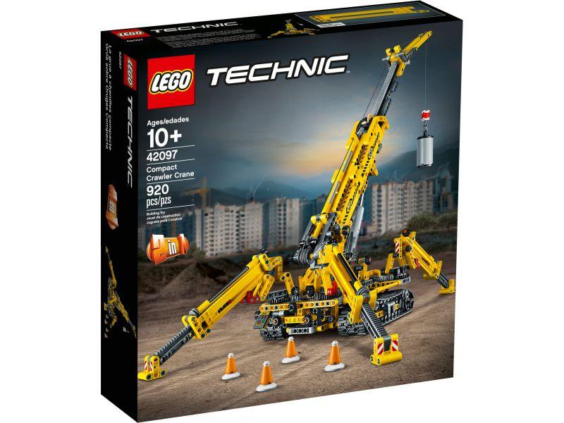 LEGO Technic 42097 Compacte rupsband kraan