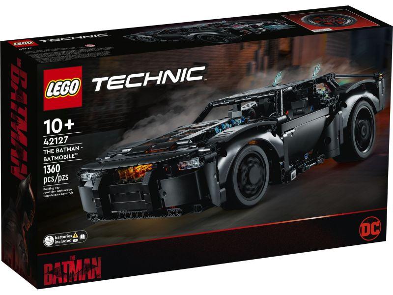 LEGO Technic 42127 The Batman - Batmobile
