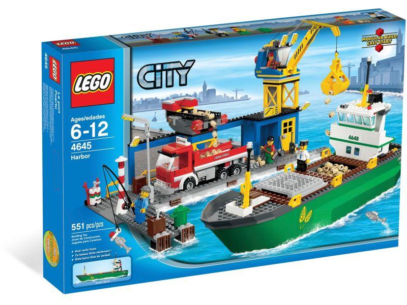 LEGO City 4656 Haven