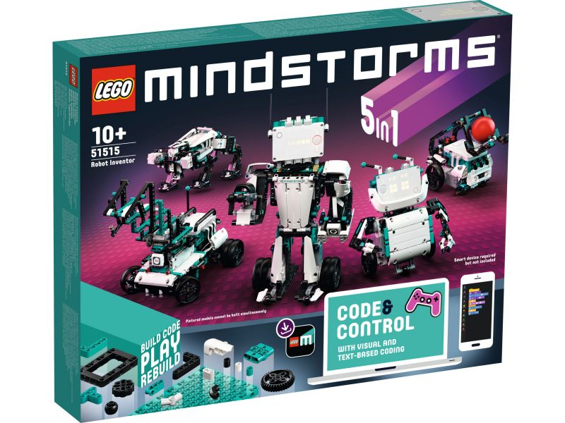 LEGO Mindstorms 51515 Robot Uitvinder