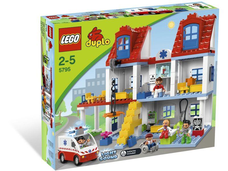 LEGO Duplo 5795 Groot Ziekenhuis