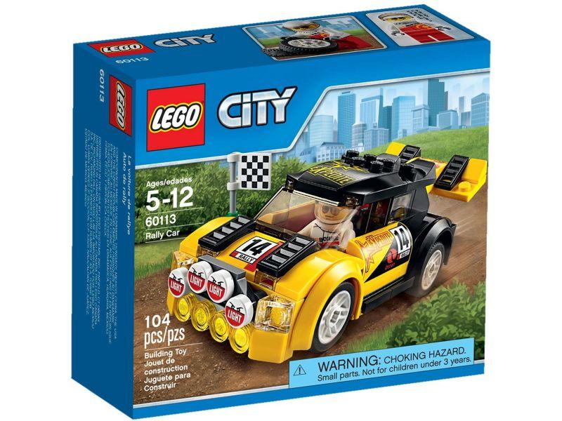 LEGO City 60113 Rallyauto