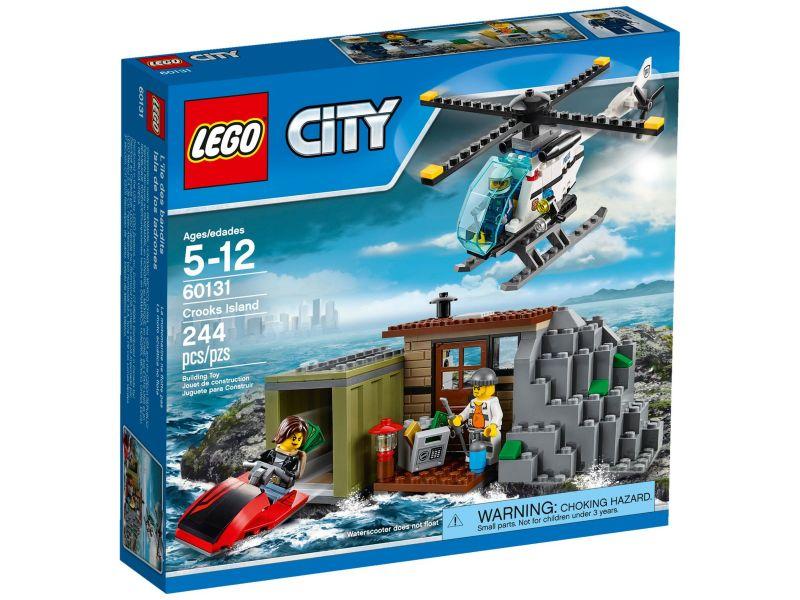 LEGO City 60131 Boeveneiland
