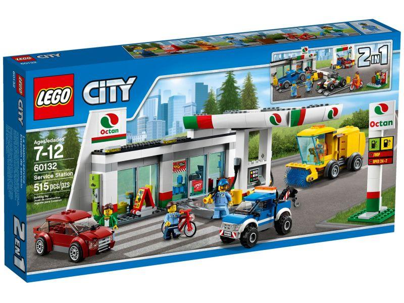 LEGO City 60132 Benzinestation